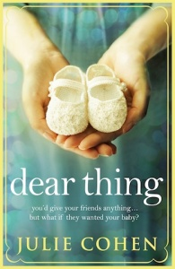 DEAR THING cover small