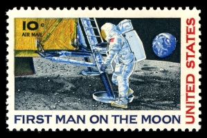 First_man_on_the_moon