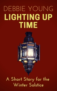 Lighting Up Time cover for Kindle