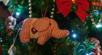 Christmassy Elephant