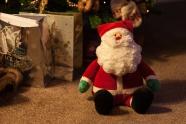 Pudgy Santa