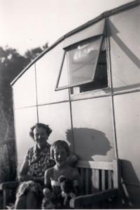 Burwash caravan for blog