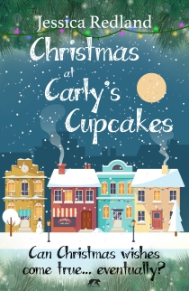 Christmas at Carlys Cupcakes Cover (Amazon)