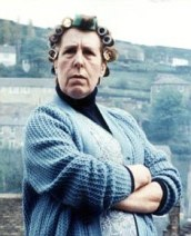 "Television programme: ""Last of the summer wine"". Actress Kathy S"