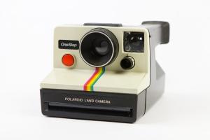 AAA Polaroid Camera