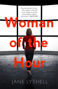E-book and Paperback cover woman of the hour_rough 2_new_1