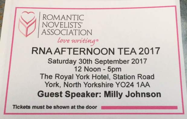(York) Tea for Two – and a Whole Host of RNA Writers